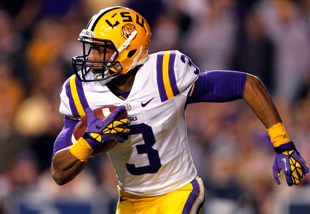 LSU Tigers take the title: Helmet Madness college football bracket | Odell Beckham Jr