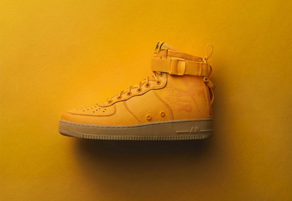 Nike x OBJ New Air Force 1's
