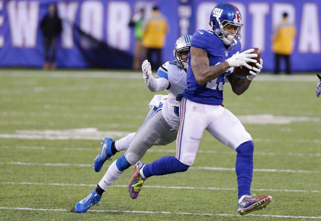 Beckham 1st Wideout with 80 Catches and 1,000 Receiving Yards in First 3 Seasons | Odell Beckham Jr