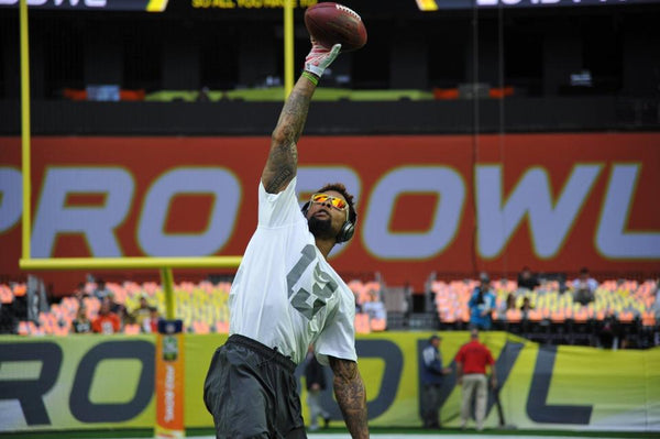 Odell Beckham Jr. at the Pro Bowl
