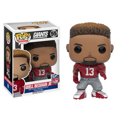 Pop! Sports: Odell Beckham Jr. Vinyl Figure by FUNKO | Odell Beckham Jr