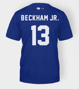Odell Beckham Jr Don't Blink 2016 Women's T-Shirt Back