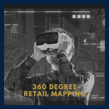Load image into Gallery viewer, Walk Through 360 Degree Retail Mapping