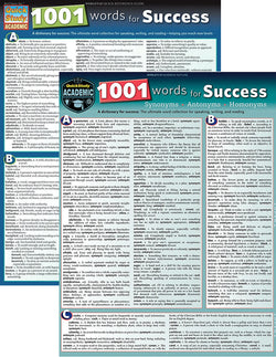1001 Words for Success Reference Guide Bundle