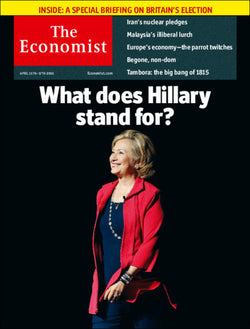 The Economist in Audio - April 11th 2015