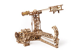 3D Mechanical Puzzle Aviator