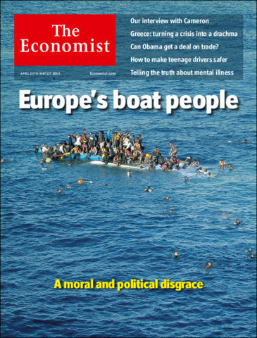 The Economist in Audio - April 25th 2015