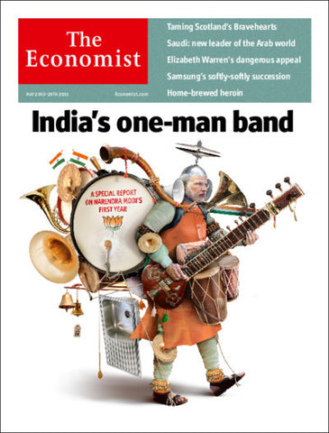 The Economist in Audio - May 23rd 2015