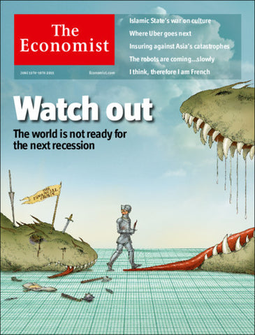 The Economist in Audio - June 13th 2015