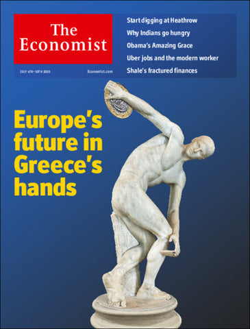 The Economist in Audio - July 4th 2015