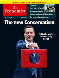 The Economist in Audio - July 11th 2015