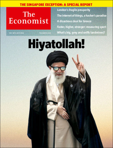 The Economist in Audio - July 18th 2015