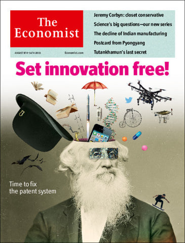 The Economist in Audio - August 8th 2015