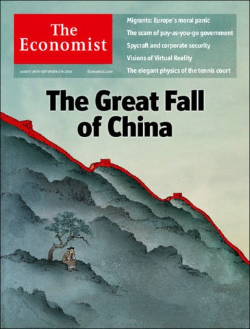 The Economist in Audio - August 27th 2015