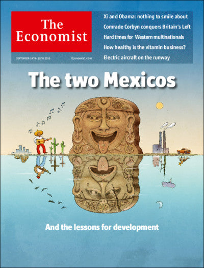 The Economist in Audio - September 19th 2015