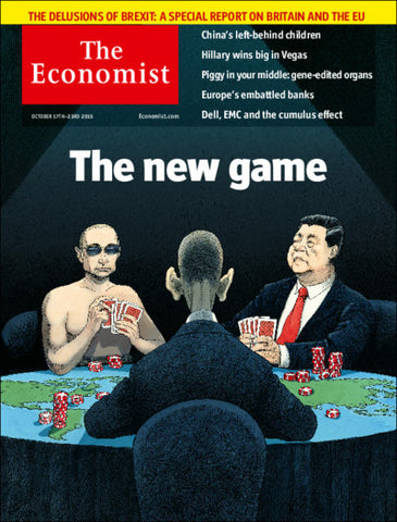 The Economist in Audio - October 17th 2015
