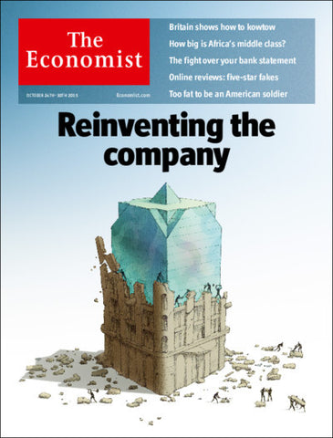 The Economist in Audio - October 24th 2015