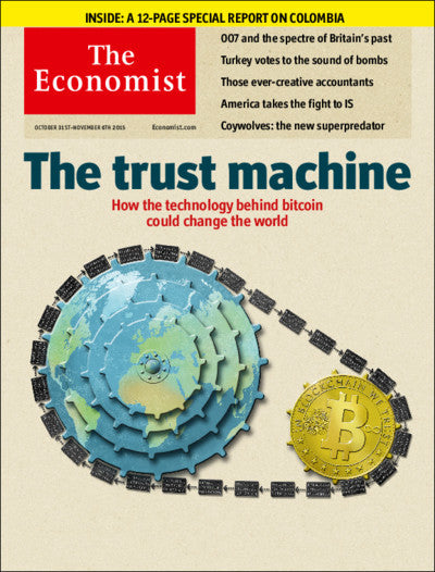 The Economist in Audio - October 31st, 2015