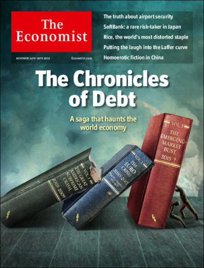 The Economist in Audio - November 14th 2015