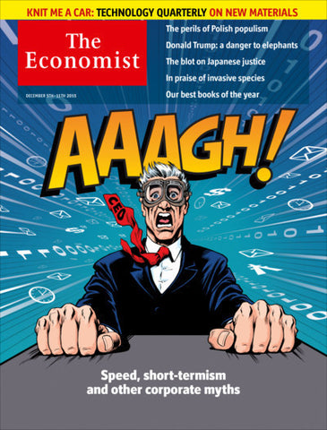 The Economist in Audio - December 5th 2015