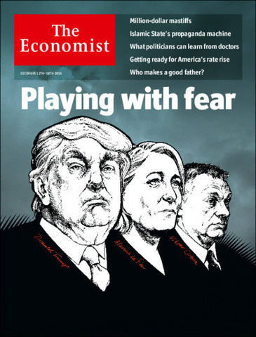 The Economist in Audio - December 12th 2015