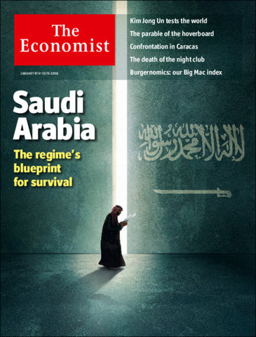 The Economist in Audio - January 9th 2016