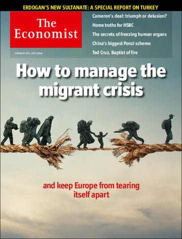 The Economist in Audio - February 6th 2016