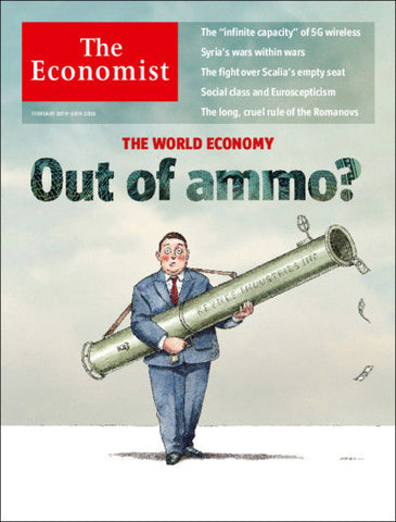 The Economist in Audio - February 20th 2016