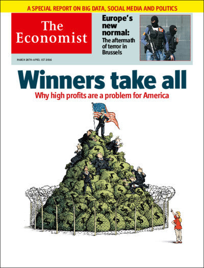 The Economist in Audio - March 26th 2016