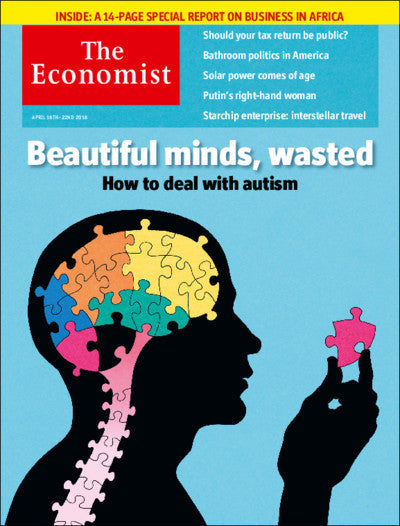 The Economist in Audio - April 16th 2016