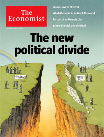 The Economist in Audio - July 30th 2016