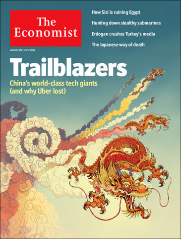 The Economist in Audio - August 6th 2016