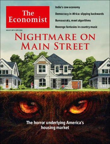 The Economist in Audio - August 20th 2016