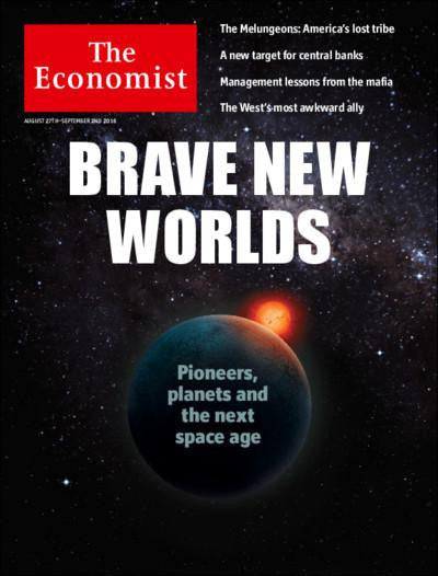 The Economist in Audio - August 27th 2016