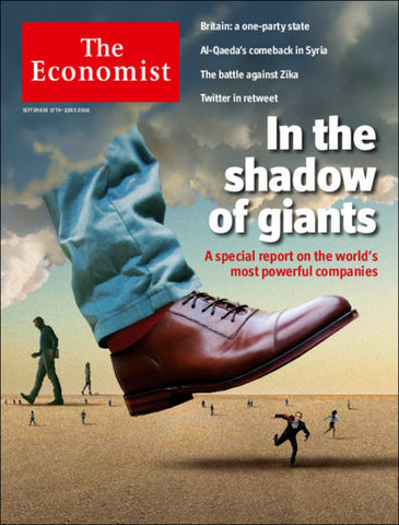 The Economist in Audio - September 17th 2016