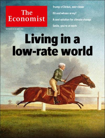 The Economist in Audio - September 24th 2016