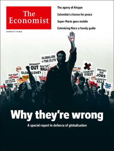 The Economist in Audio - October 1st 2016