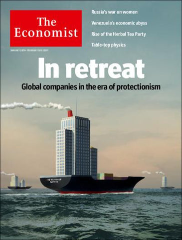 The Economist in Audio - January 28th 2017