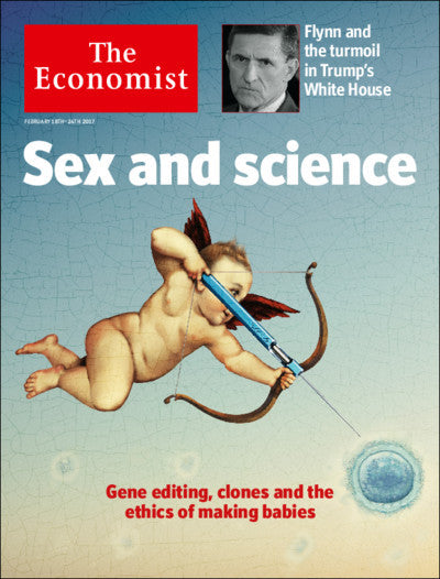 The Economist in Audio - February 18th 2017