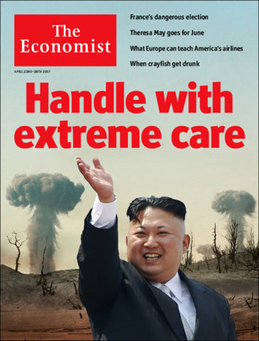 The Economist in Audio - April 22nd 2017