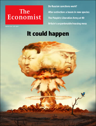 The Economist in Audio - August 5th 2017