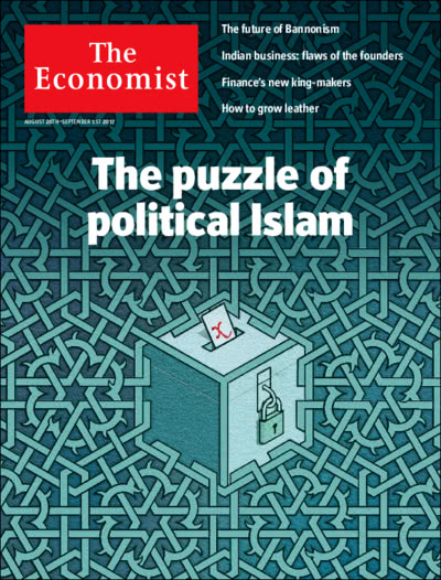 The Economist in Audio - August 26th 2017