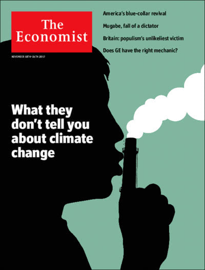 The Economist in Audio - November 18th 2017