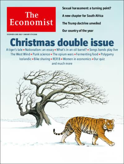 The Economist in Audio - December 23rd 2017