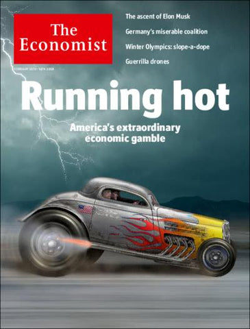 The Economist in Audio - February 10th, 2018