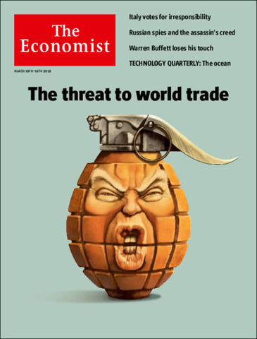 The Economist in Audio - March 10th, 2018