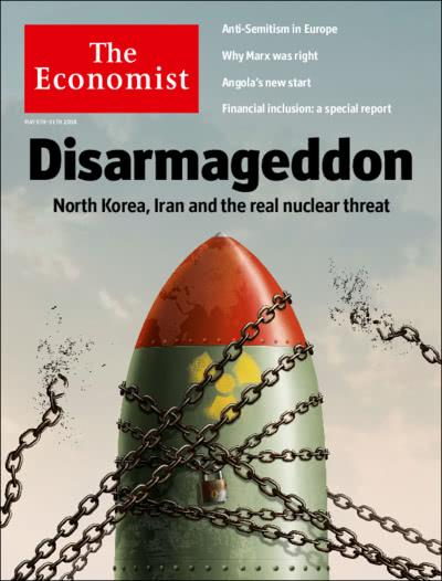The Economist in Audio - May 5th, 2018