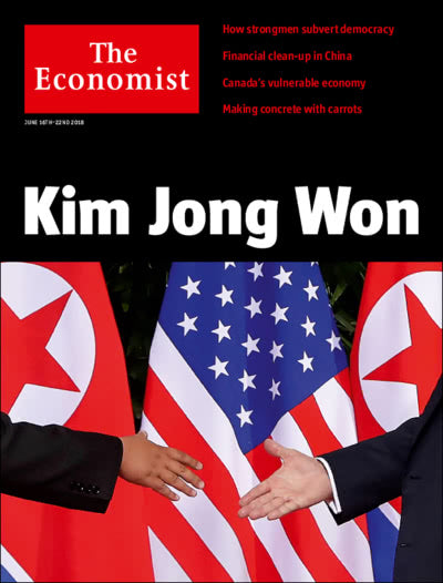The Economist in Audio - June 16th, 2018