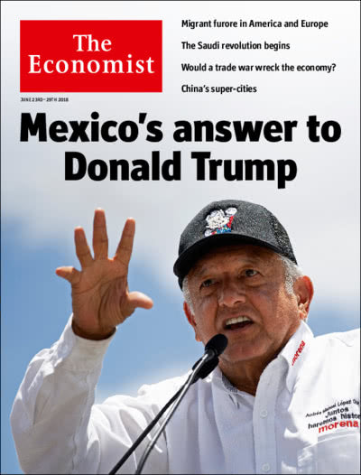 The Economist in Audio - June 23rd, 2018