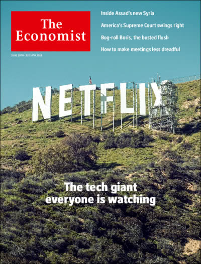 The Economist in Audio - June 30th, 2018